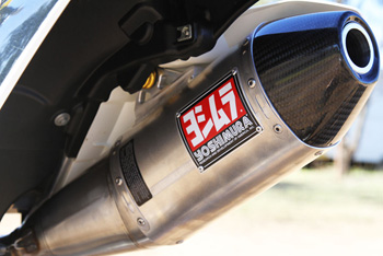 Reviewed: Yoshimura RS-4 full system exhaust