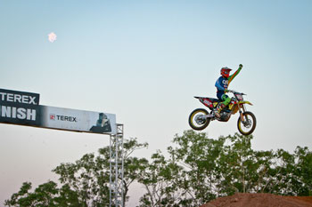 Race Report: 2013 Australian Supercross Rd2 Darwin