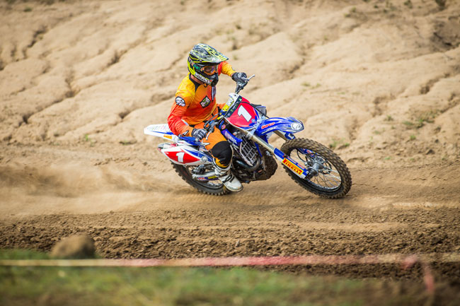Tested: 2013 Serco Yamaha YZ250F