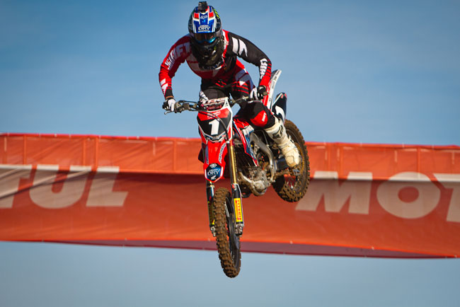 Race Report: 2013 Australian Supercross Rd4 Phillip Island