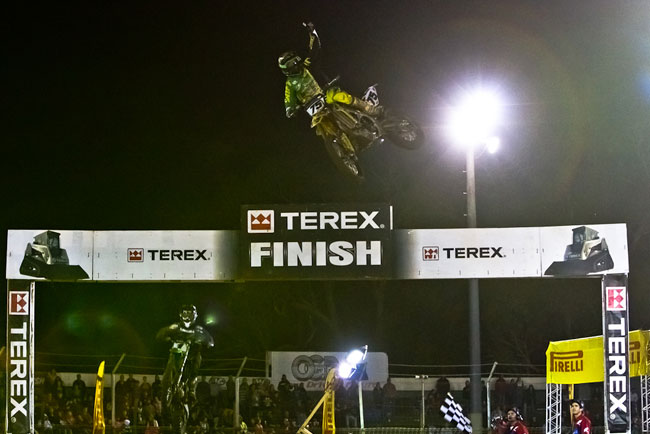 Josh Hill's win in SA marked an incredible turnaround following the opening rounds. Image: Grant Reynolds/FiftySix Clix.