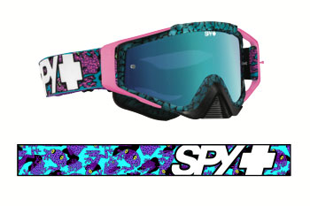 SPY MX to release 2014 goggle range in Australia next month