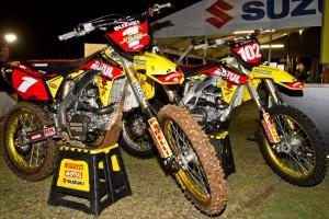 2013 Australian Supercross Rd6 Tooowoomba pit gallery