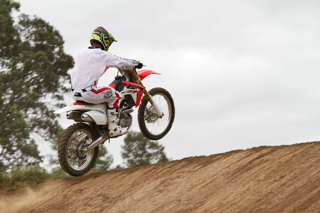 Tested: 2014 Honda CRF250R