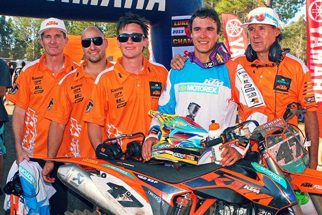 Industry Insight: Motorex KTM's Ryan Deckert