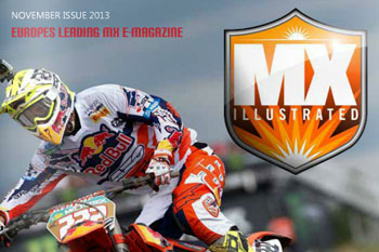 November 2013 edition of Motocross Illustrated now online
