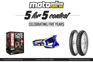 Link International presents final week of 5 for 5 Contest