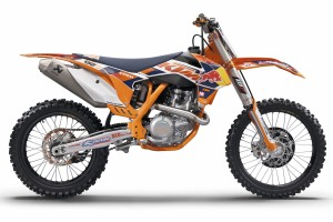 Bike: 2014 KTM Factory Edition 450 SX-F
