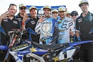 The Point: Marmont's CDR Yamaha return