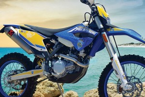 Husaberg celebrating 25 years with upgrade kits