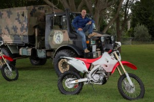 Daryl Beattie launches outback adventure company