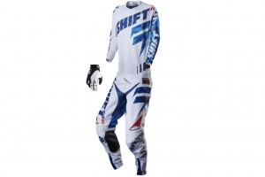 Product: Shift LE Faction Camo Daytona Racewear