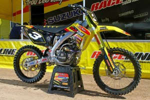 Bikes of the 2014 MX Nationals gallery