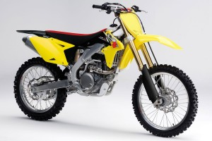 Championship-winning pricing for Suzuki RM-Z range