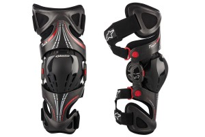 Product: Alpinestars Fluid Tech Carbon Knee Brace