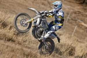 Husqvarna confirms local partnership with Bel-Ray