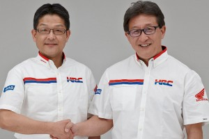 Honda Racing Corporation announces new president