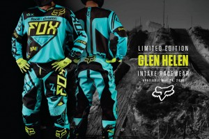 Product: 2014 Fox Glen Helen Limited Edition Racewear