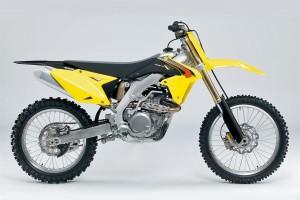 Bike: 2015 Suzuki RM-Z450