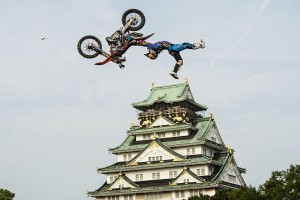Sherwood takes second X-Fighters win of 2014 in Osaka