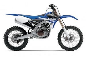 Bike: 2015 Yamaha YZ450F and YZ250F