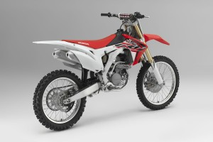Gallery: 2015 Honda CRF450R and CRF250R