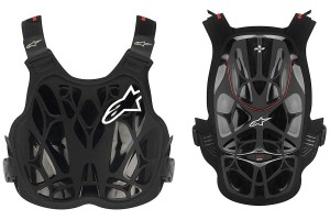 Product: Alpinestars A8 Light Armour