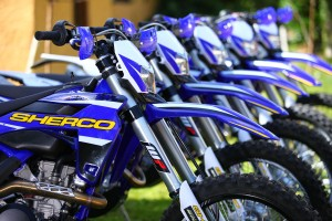 Bike: 2015 Sherco SEF-R and SE-R range