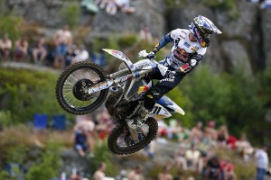 Ferris sets sights on Finland after mixed MXGP return
