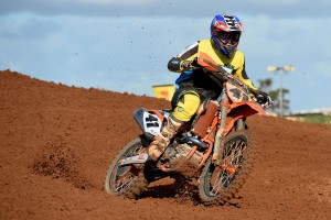 KTM's Dale out of MX Nationals with back fractures