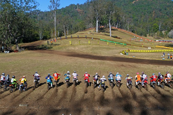 Wednesday Wallpaper: Conondale MX Nationals
