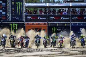Highlights: 2014 MXGP Rd13 Finland qualifying