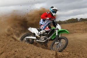 Overview: 2015 Kawasaki KX450F test