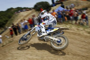 Husqvarna and Rattray mutually part company