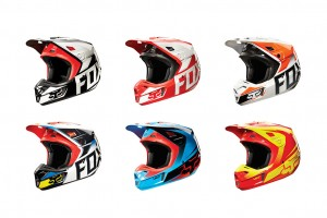 Product: 2015 Fox V2 Race Helmet