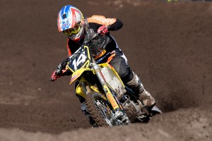 Raceline Pirelli Suzuki back on track for Gladstone
