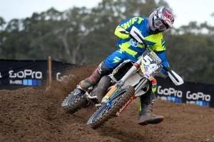 Race Recap: Luke Arbon