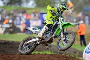 Kawasaki committed to current air fork in MX remainder