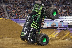 Damon Bradshaw headlines Monster Jam in Australia
