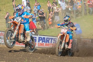 Dungey closes in on Roczen with Unadilla victory