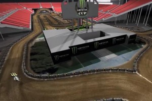 2014 Monster Energy Cup track map revealed