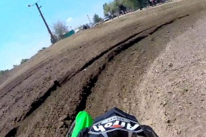 On Board: Davi Millsaps on the 2015 Kawasaki KX450F