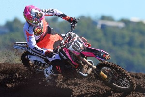 Townley's pink M2R Helmet up for auction on eBay
