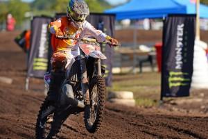 Race Recap: Egan Mastin