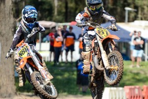 Halfway mark sees new champions crowned at AJMX