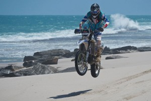 Faggotter out to defend Australasian Safari title