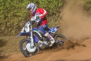 McCormack the class of AORC E1 field with title win