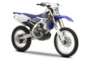 Bike: 2015 Yamaha WR250F