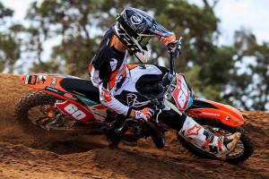 Grothues on track for Super Minis at Monster Cup