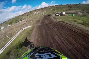On Board: Villopoto on track in Europe